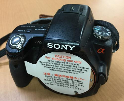 SONY α55-04