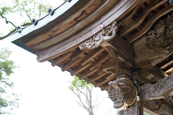 多賀神社 造り