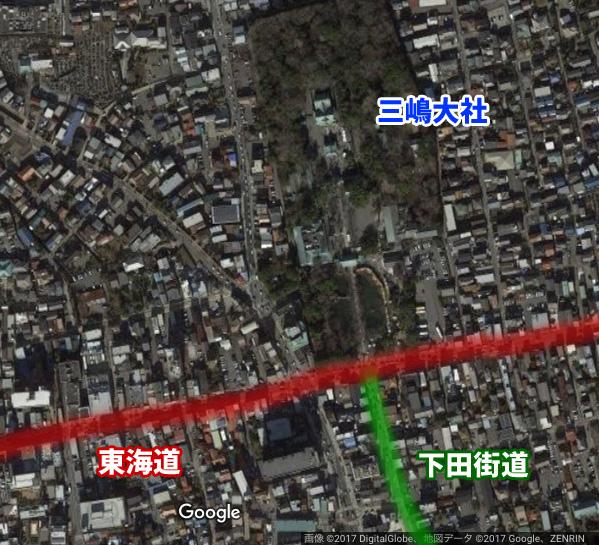 三嶋大社-12たたり石