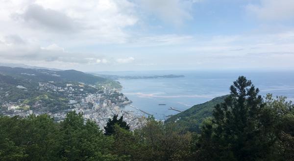 風雲文庫 からの景色