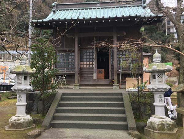 和田八幡神社