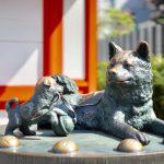 【神社】戌の日は、参拝客で賑わう水天宮