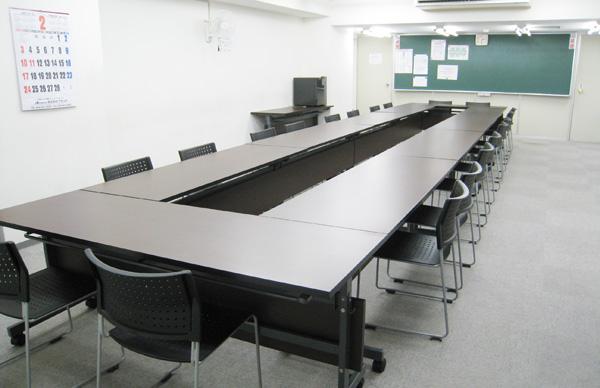 熱海第一ビルミーティングルーム