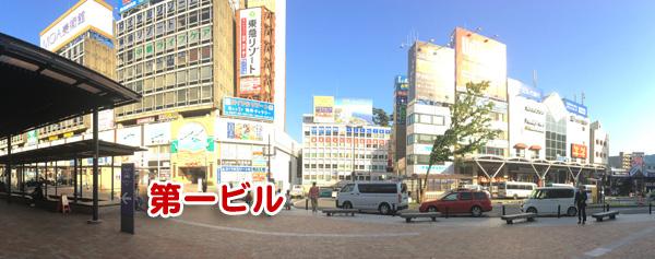 熱海駅前周辺写真