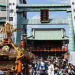 【神社】2年に一度 神田明神の神田祭