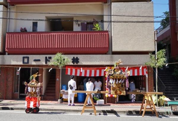 006_錦町のお神輿