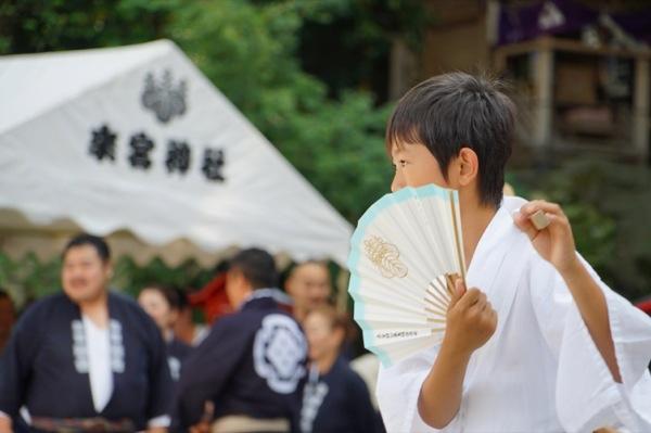 07_來宮神社 鹿島踊(かしまおどり)