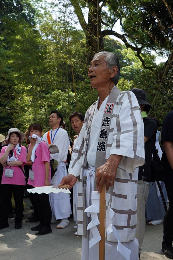 08_來宮神社 鹿島踊(かしまおどり)