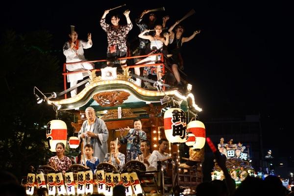 来宮神社 こがし祭り