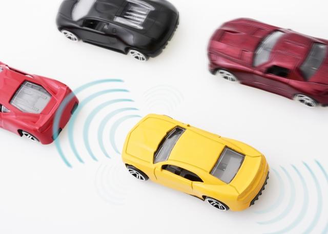 自動運転車イメージ