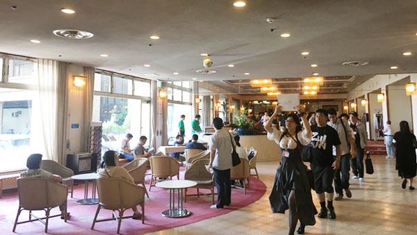 ホテル内 熱海 大野屋