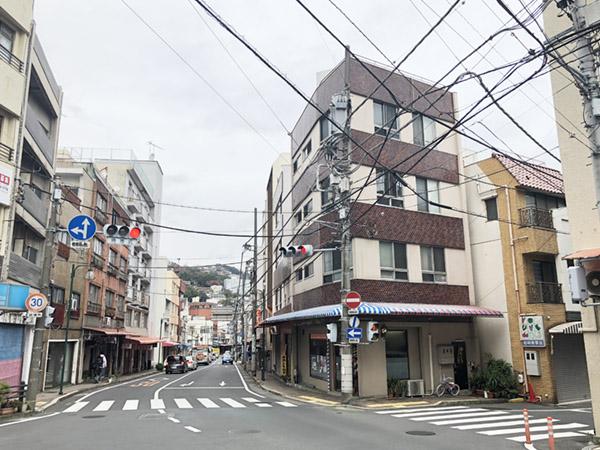 和田たばこ店_道順2