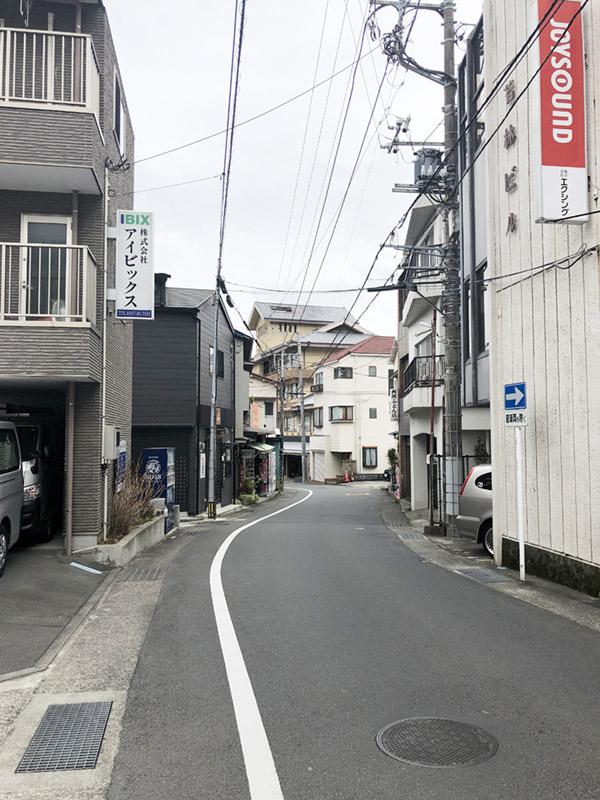 和田たばこ店_道順4