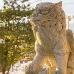 【信州】上諏訪の手長神社(てながじんじゃ)