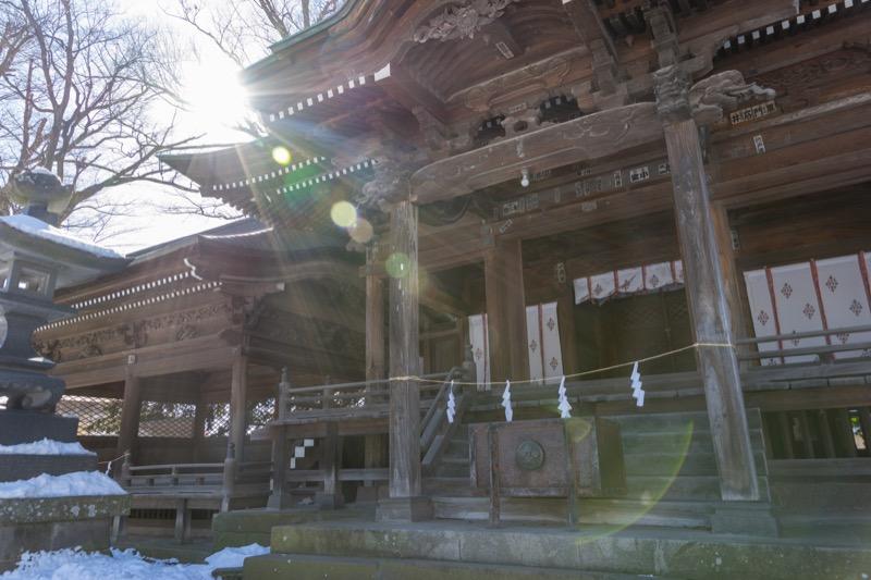 諏訪護国神社-04