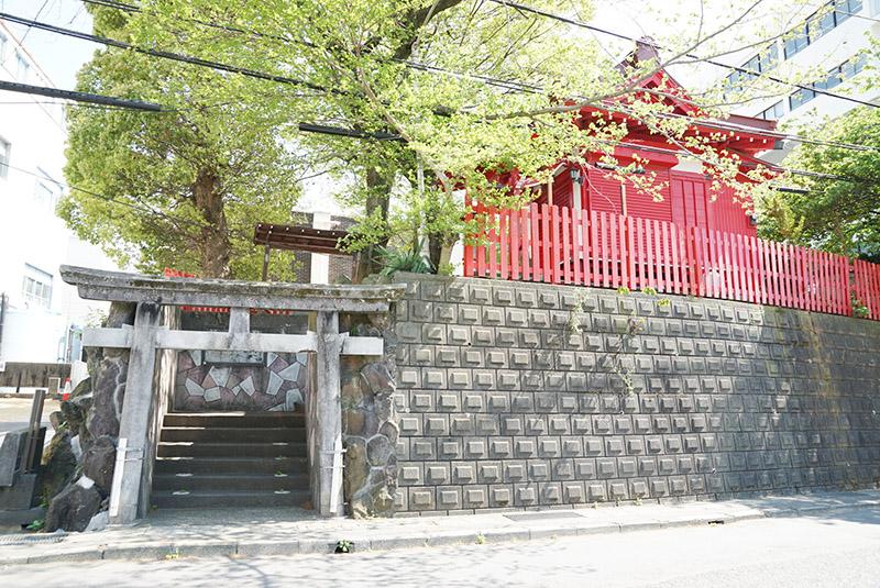 御殿稲荷神社