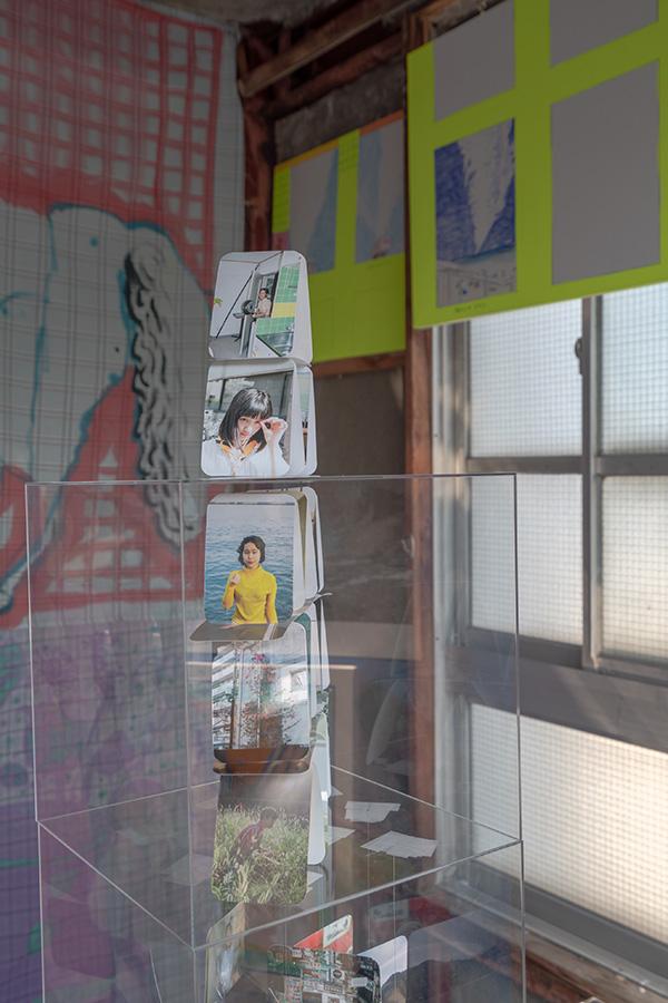 川島小鳥と小橋陽介『飛びます』展-10